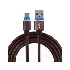 Letv le 1/1s-Type C USB Cavo Carica Dati & Cavo-Type C Marrone 1m