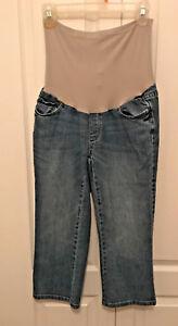 American Star Maternity Capri Women's Jeans Size S
