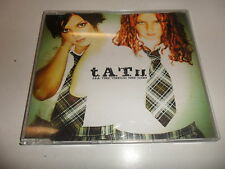 Cd   t.A.T.u.  ‎– All The Things She Said