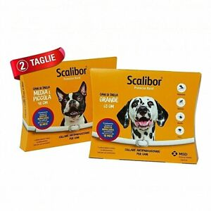 Scalibor Collare Antiparassitario Cani
