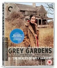 Grey Gardens The Criterion Collection Blu-ray 2016 Like