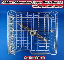 Dishlex, Electrolux Dishwasher Upper Rack Basket with Arm Sprayer (S197) Used