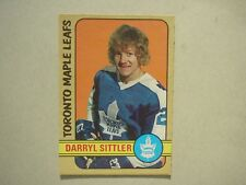 1972/73 O-PEE-CHEE NHL HOCKEY CARD #188 DARRYL SITTLER EXNM SHARP!! 72/73 OPC