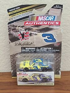 1986 #3 Dale Earnhardt Wrangler Icons 1/64 NASCAR Authentics Spinmaster Diecast