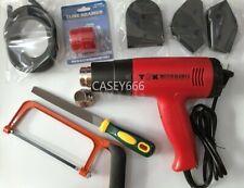 Tools Kit Set for Water Cooling Rigid Tubing System Mandrels Heat Gun Saw File