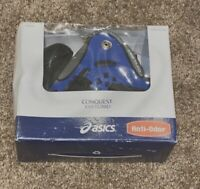 ASICS Wrestling Conquest Ear Guard Royal/Black One Size Earguard Adult Free Ship