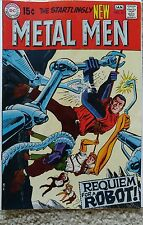 Metal Men #41 Vf- 7.5 Dc 1/1970