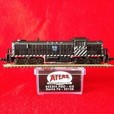 42304 Atlas N Scale RSD 4/5 ATSF NIB