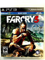 PS3 Game Farcry 3 Complete Mint