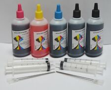 Bulk 500ml refill ink for Canon printer 4 colors