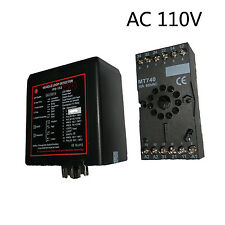 AC110V Ground Sensors Traffic Inductive Loop Vehicle Detector Signal Control