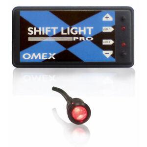 OMEX Performance Electronics Shift Light Pro Race Rally Design OMSLP