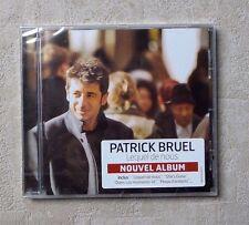 """CD AUDIO MUSIQUE / PATRICK BRUEL """"LEQUEL DE NOUS"""" 12T CD ALBUM 2012 NEUF SEALED"""