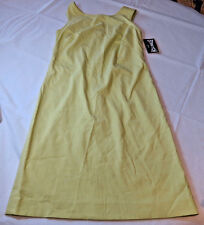 Womens Juniors Esprit 3-4 sleeveless dress 5514017 34F Bittler Magical Gardn NWT
