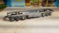 Athearn F7 A or F7 B, HO dummy chassis frame Engine locomotive train