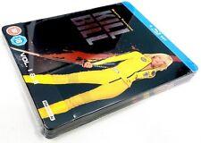 Steelbook Kill bill 1+2 Tarantino UK blu ray new sealed only 4000 precintado new