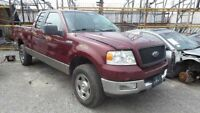 """Rear Axle 9.75"""" Ring Gear 3.73 Ratio Fits 04-06 FORD F150 PICKUP 331655"""