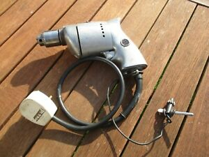 Vintage Engineer Black & Decker Holgun Drill 240v