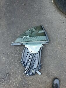 AUDI A5 Cabriolet Right Drivers Rear Window Motor 0130822040 Lift Door and Glass