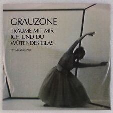 "GRAUZONE: Träume Mit Mir '82 Welt-Rekord New Wave Experimental 12"" Maxi OG"