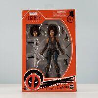 "Marvel Legends Series: Deadpool [Film] - Domino 6"" Inch Action Figure | Sealed"