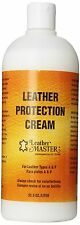 Leather Masters 1 Liter Leather Protection Cream New