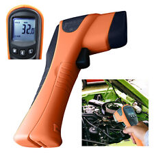 Digital Ir Thermometer 25c To 560c 13f To 1040f Built In Laser Pointer