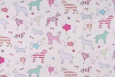Woof Candy remanente de tela 100% algodón, 50cm X 40cm