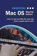 Essential Mac OS: Sierra Edition by Kevin Wilson - Paperback - NEW