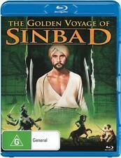 The Golden Voyage of Sinbad  - BLU-RAY - NEW Region B