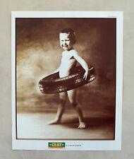 E617 - Advertising Pubblicità -1997- CEAT , PNEUMATICO SALVA GENTE