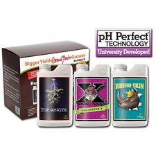 Advanced Nutrients Grand Master Bundle Bud amorceur Rhino Peau Factor 1 L set