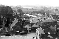 Ztr-66 Wrotham From Church Tower, Kent. Photo