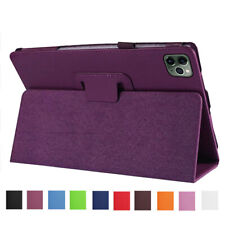 Shockproof PU Leather Stand Flip Cover Case For iPad Pro 12.9 2020 A2069 A2232