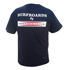 G&S - GORDON & SMITH SURFBOARDS - ORIGINAL LOGO SHORT SLEEVED TSHIRT BLACK - L