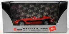Voitures Formule 1 miniatures Brumm pour Maserati