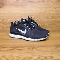 Nike Free Run 3 Black Athletic Running Sneakers Men's Size 10 Shoes 510642-002