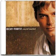 CD SALE!! ~ RICKY MARTIN ~ SOUND LOADED ~ 15 GREAT TRACKS!!!