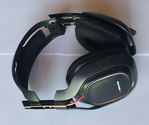 USED ASTRO A50 Gaming Wireless Dolby 7.1 Multi-Platform HEADSET ONLY - BLACK RED