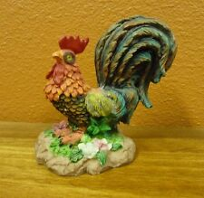 Decorative Rooster Figurine