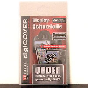 digiCOVER Premium Bildschirmschutz für LCDs (Order nach Wunsch) NEU TOP !