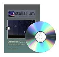 Planetarium software - Stellarium- shows a 3D simulation of the night sky CD-Win