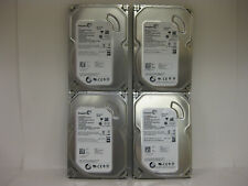 "4X  Seagate Barracuda ST250DM000 250GB 3.5""SATA II Desktop Hard Drive"