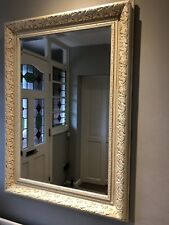 Laura Ashley Lucia Mirror in Ivory