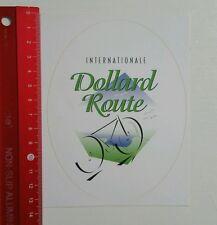 Aufkleber/Sticker: Internationale Dollard Route (160416187)
