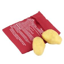 New Microwave Potatoes Express Package Baked Potato Red Color Bags