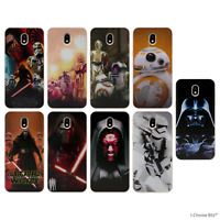 Star Wars Phone Case/Cover for Samsung Galaxy J5 2017 / Soft Silicone Gel TPU