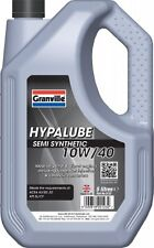 HYPALUBE 10 - 40 SEMI SYNTHETIC MOTOR ENGINE OIL BRAND NEW 5 LITRES 10W40 5L