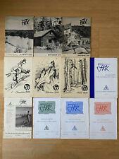 11 x FKK Magazin Monatszeitschrift des Deutschen Verbandes der FKK e.V. (DFK)