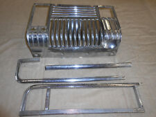 "1948  PLYMOUTH 2 DOOR  COUPE ""DELUXE"" DASH TRIM WITH ASH TRAY COM[LETE SET"
